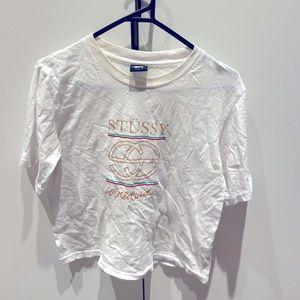 Stussy world tour shirt